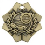 Imperial Medals -Swimming  Football Trophy Awards