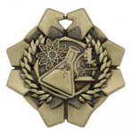 Imperial Medals -Science  Scholastic Trophy Awards