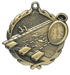 Wreath Medal -Swimming Swimming Trophy Awards